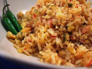 Cara Membuat Nasi Goreng Pedas