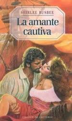 imagen portada libro la amante cautiva