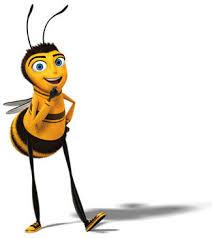 Gambar Gambar Animasi Lebah Lucu Ora Kartun Clipart Sapawarga