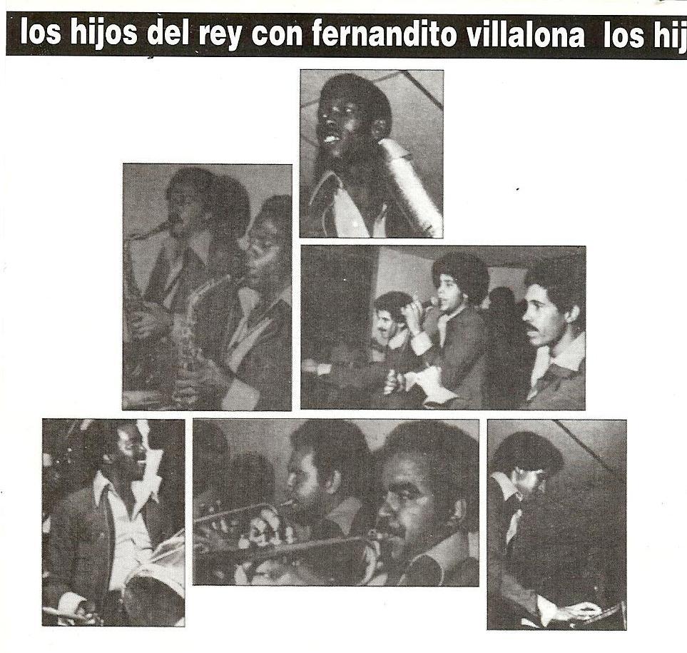 Los Hijos Del Rey - Fernandito Y Raulin
