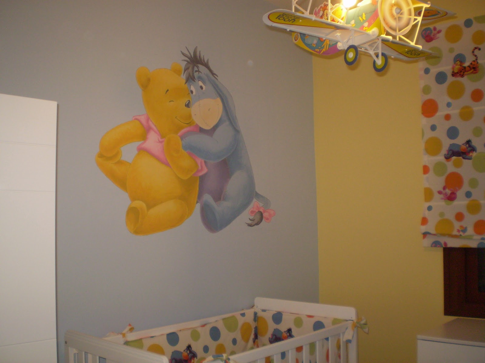 Murales infantiles pintados a mano 21 decoraci n - Murales pintados a mano ...
