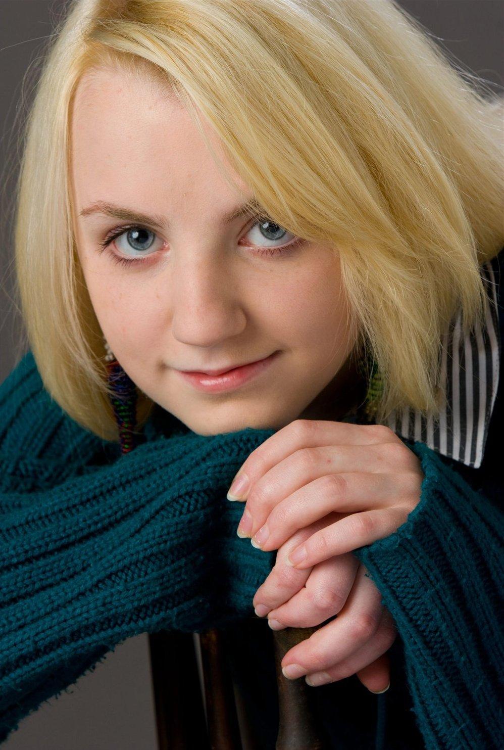 Evanna Lynch Luna Lovegood