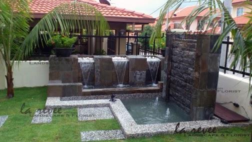 Professional koi pond and landscape contractor for Pond gravel filter design