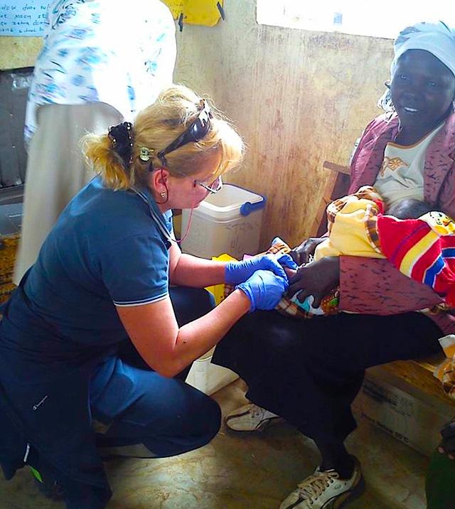 fra Miro Babić mali dom misija afrika sirotište volontiranje doktor