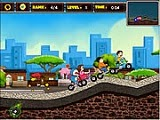 Permainan Doraemon Balapan Gratis Online