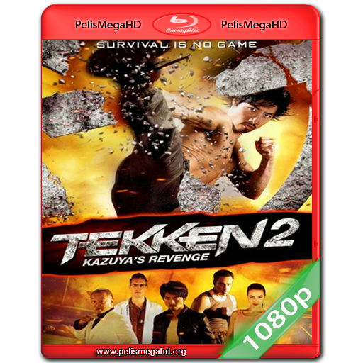 TEKKEN: A MAN CALLED X (2014) BLURAY 1080P HD MKV INGLÉS SUBTITULADO