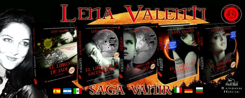 Libros Saga Vanir