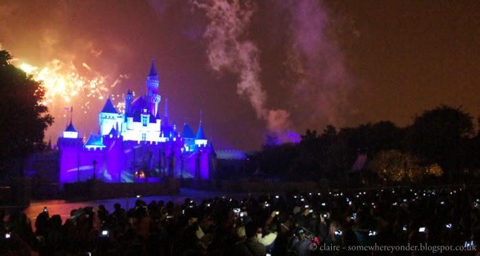 Hong Kong Disneyland, 2013