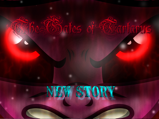 Gates of Tartarus title screen