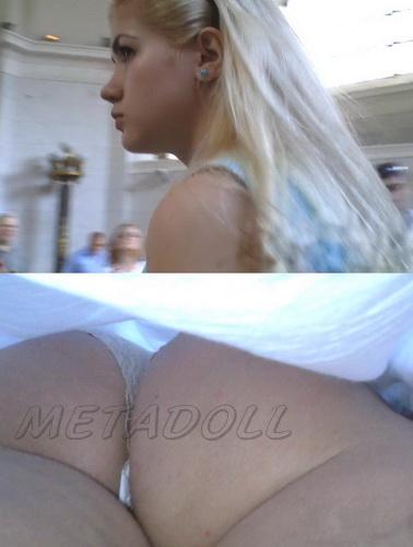 Upskirts 2506-2535 (Beautiful Women Upskirts The Escalator Scenes)