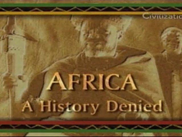 ÁFRICA - UMA HISTÓRIA OCULTA