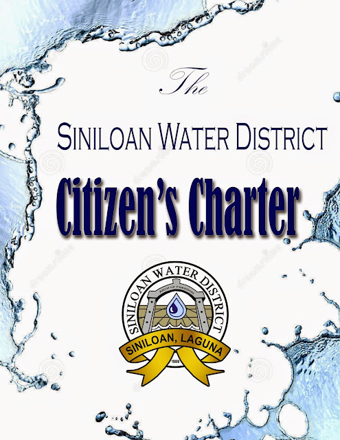 Siniloan Water District Citizen's Charter