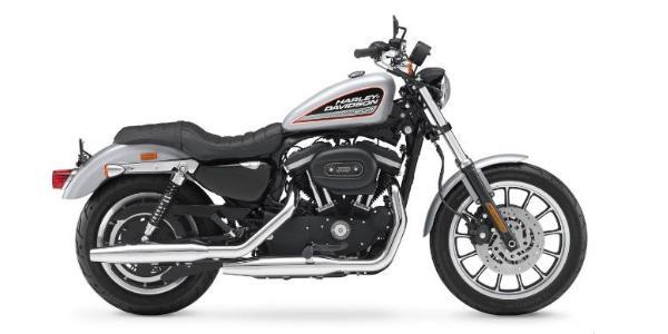 Moto para mulheres Custom Harley-Davidson 883R