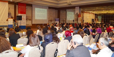 Istanbul Summit, Workshop on Female Refugees