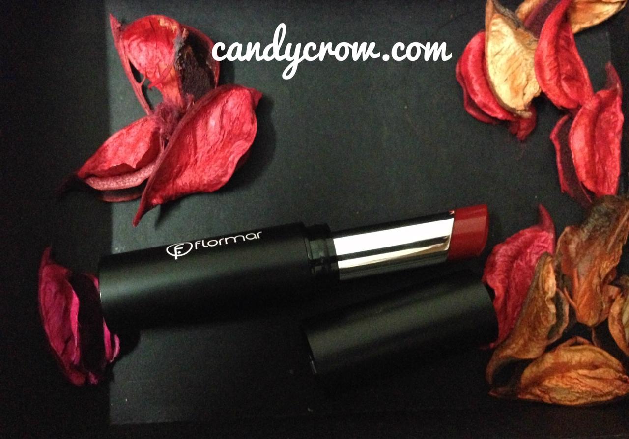 Flomar Lipstick Review