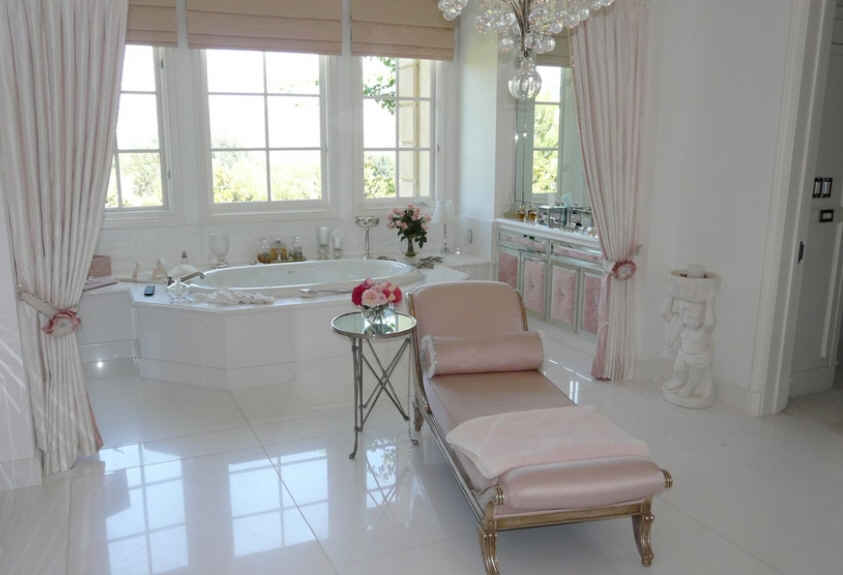 The styled life lisa vanderpump for Better homes and gardens kitchen and bath ideas february 2012