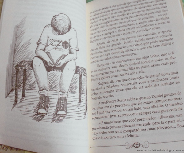 Resenha, livro, O menino que perdeu a magia, Celly Borges