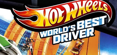 Hot Wheels Worlds Best Driver game
