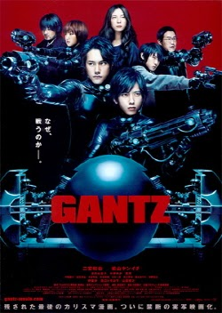 Sinopsis Film Jepang 'Gantz' - Live Action