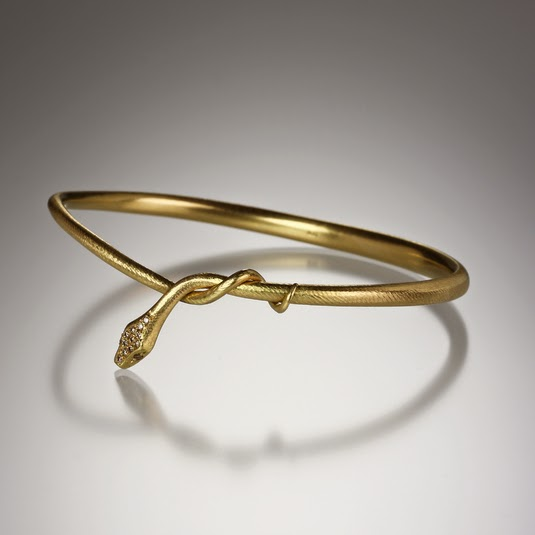 http://quadrumgallery.com/jewelry/product/pave-snake-bangle