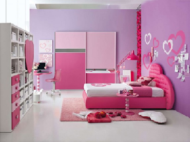 Home Color Show Of 2012 Girl Room Colors