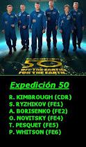 Expedición 50