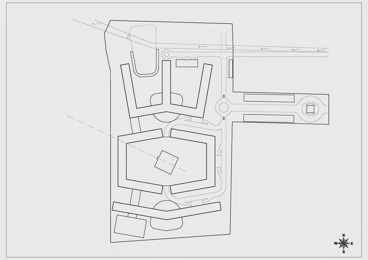 Gambar Site Plan Rusunami
