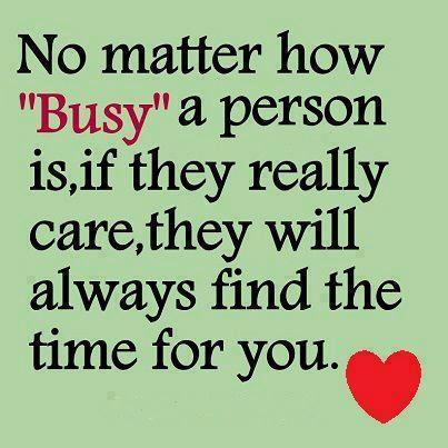 Alwayz find time for you