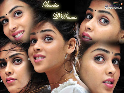 Genelia D Souza Latest Wallpapers