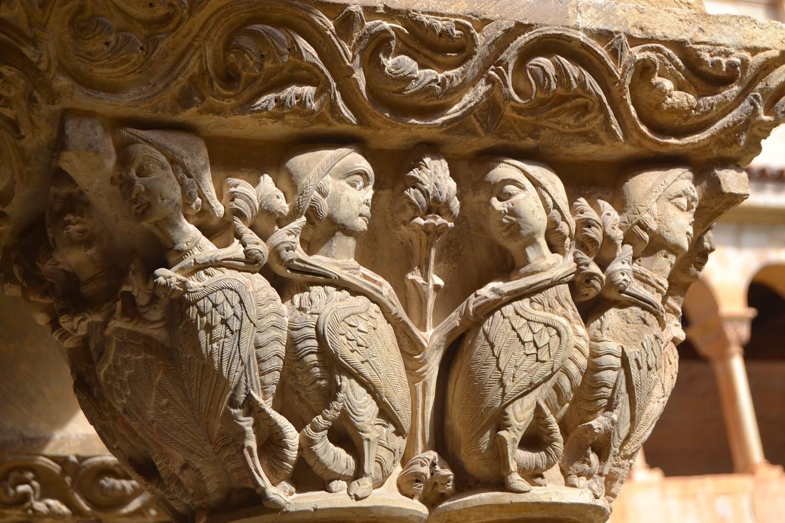 Santo Domingo de Silos claustro