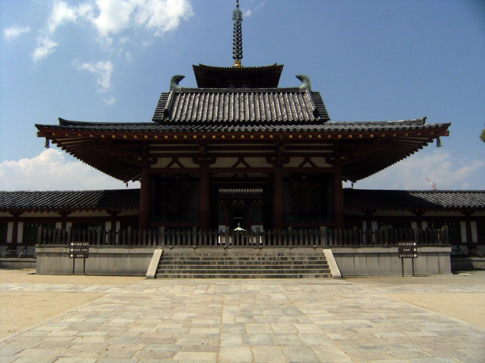 Gaijin Jenn: Shitennō-ji Temple and Tennoji Zoo (5-8-11)