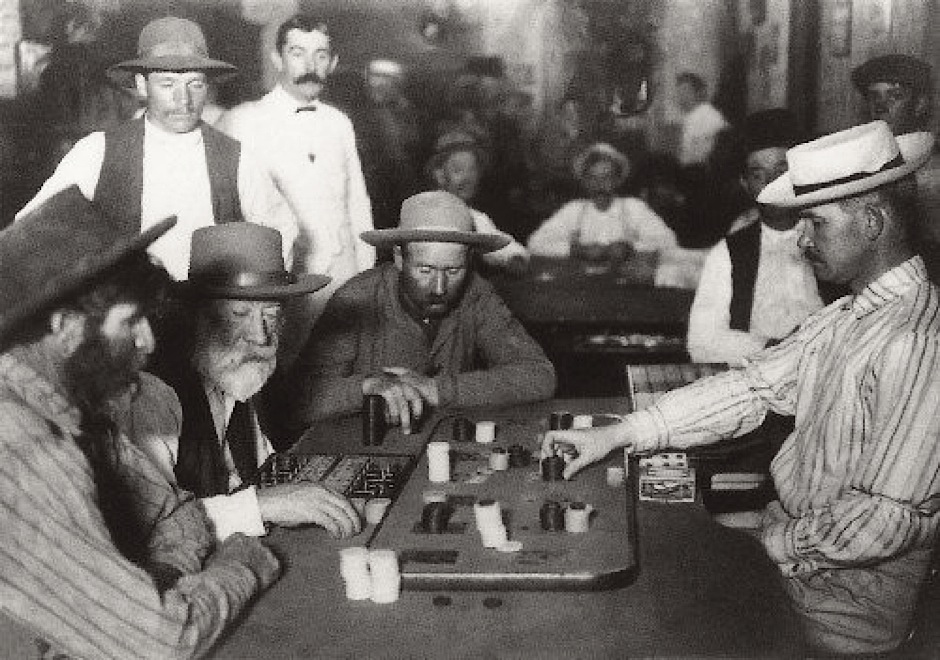Gambling in the 30s