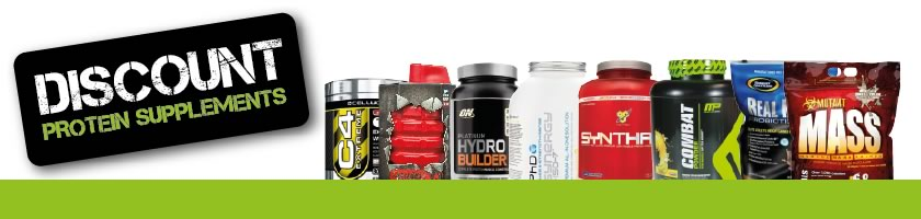 Discount Protein Supplements