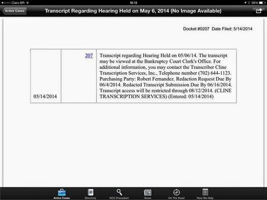 Caso TelexFREE: Movimentação: Está agora disponivel sob demanda a  transcrição da audiencia do dia 6