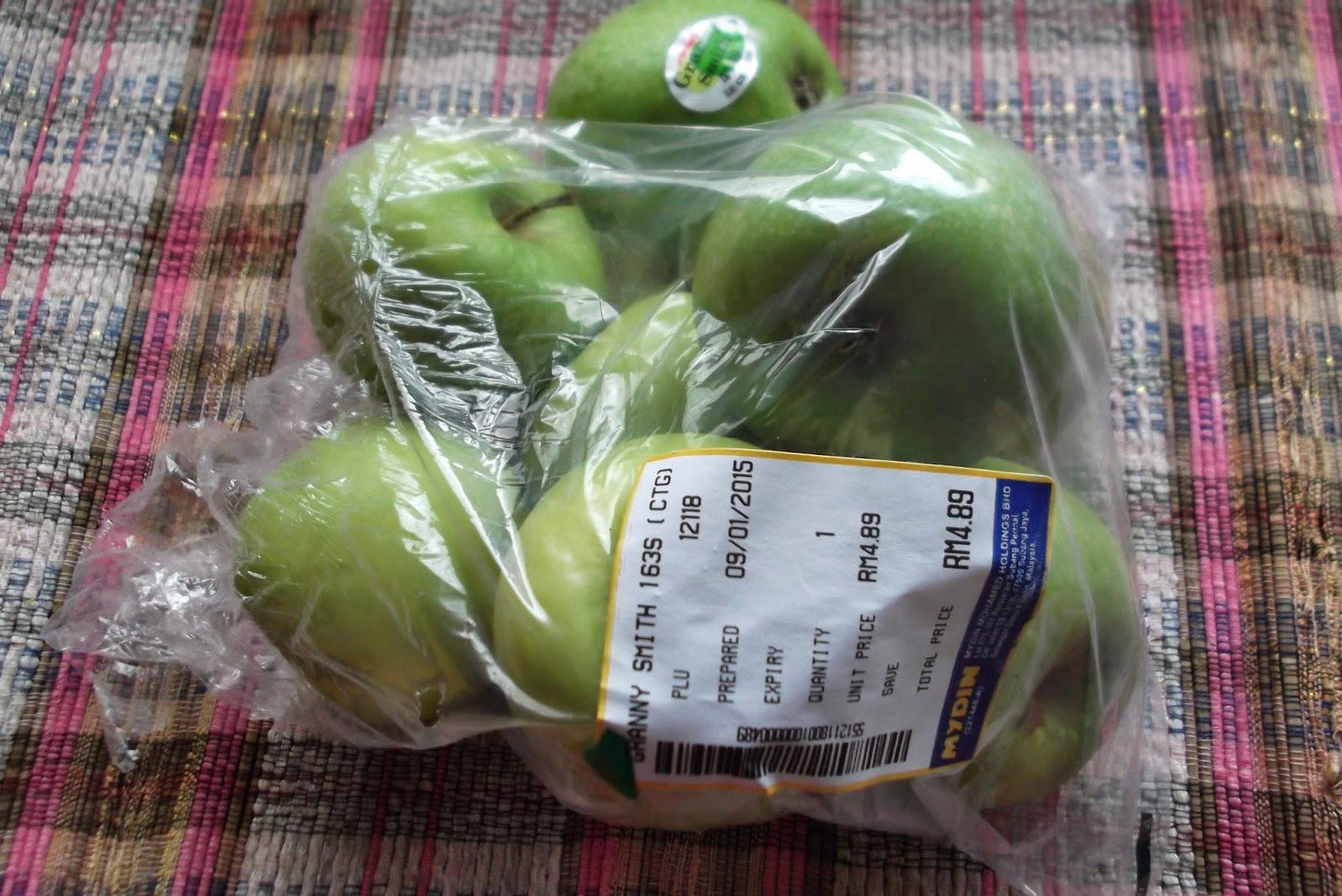 epal jenis Granny SMIt