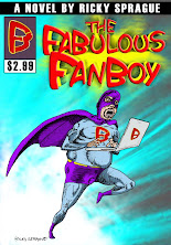 The Fabulous Fanboy now available as an ebook!