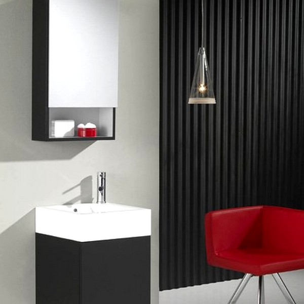 Art d co salle de bain leroy merlin petit espace - Meubles de salle de bain leroy merlin ...