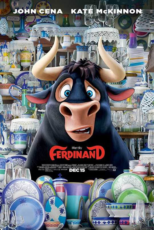 Ferdinand 2017 720p Esub BluRay  5 1 Dual Audio English Hindi  GOPISAHI