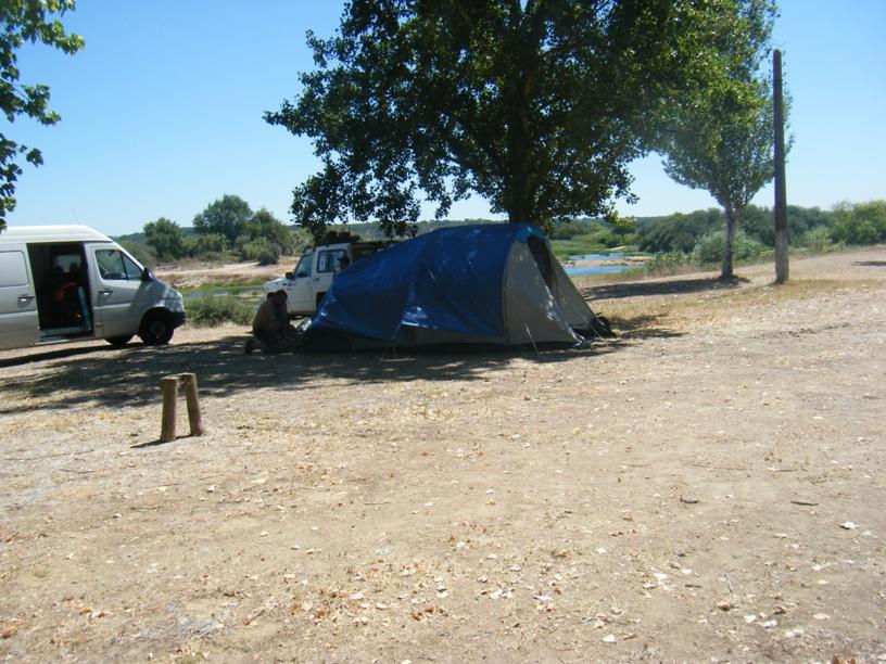 Acampar Parque de Merendas do Couço