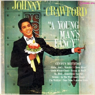 Johnny Crawford - A Young Man\'s Fancy (1962)