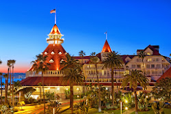 """Explore """"Hotel Del Coronado"""" S.Diego"""