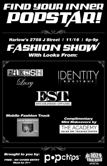 Don't Miss This Pop-Up Fashion Event at Harlow's Tomorrow Night!