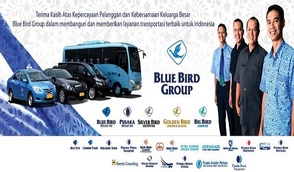 BLUE BIRD GROUP : HRD, MANAGEMENT, SALES, FACILITATOR, STAFF, SPV, RECRUITMENT DAN CS - INDONESIA