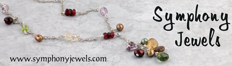 Symphony Jewels ~ beaded and wire-wrapped handmade jewelry