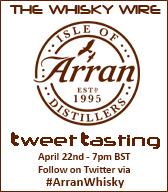 Arran Tweet Tasting III