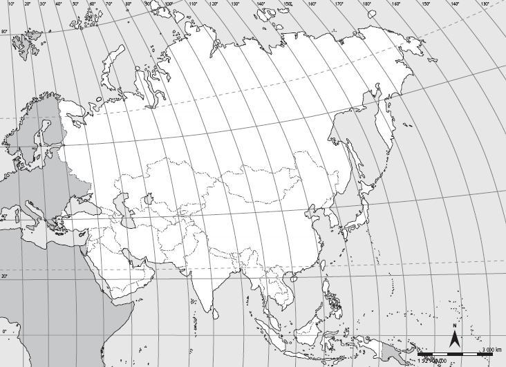 Recursos de Geografa e Historia ATLAS coleccin de mapas mudos