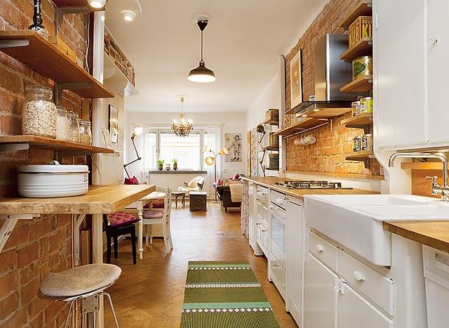 decorar uma cozinha:SIMPLES MAIS BELO!: Dicas para decorar uma cozinha!
