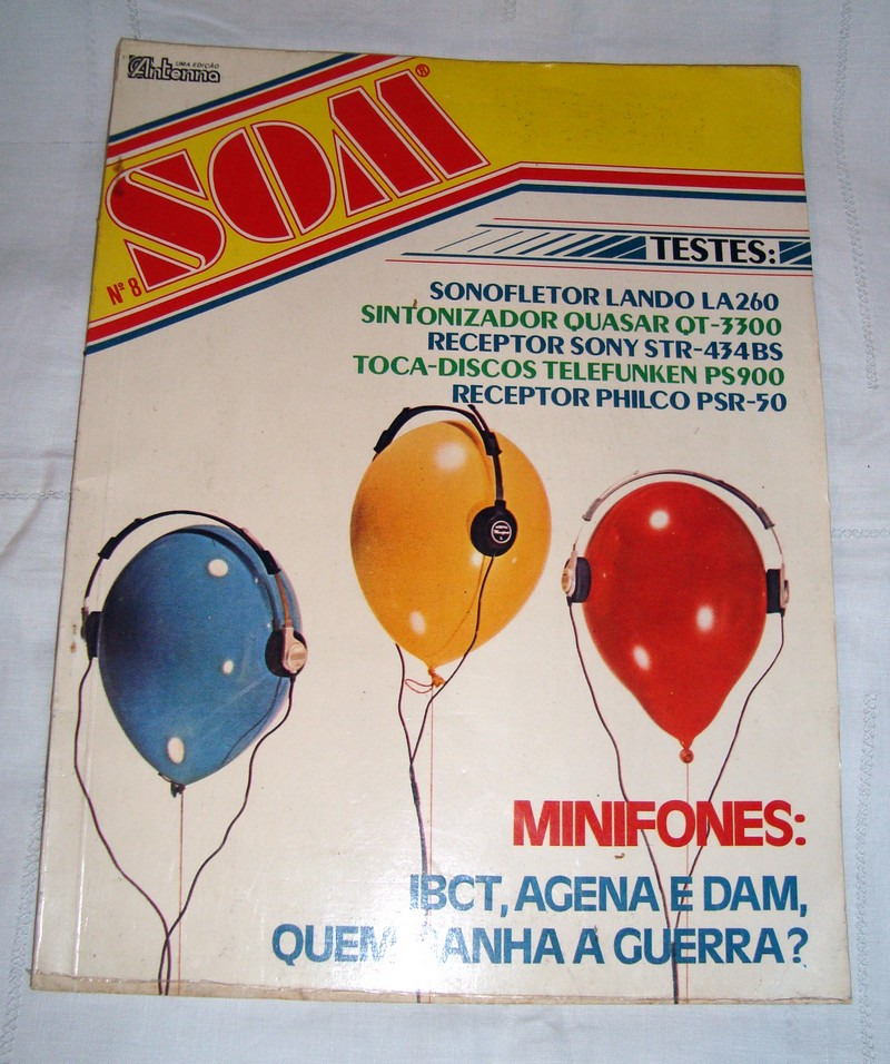 Revista Som n. 8