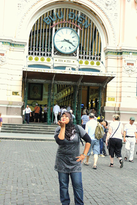 HO CHI MINH CITY, VIETNAM - OKT 2011