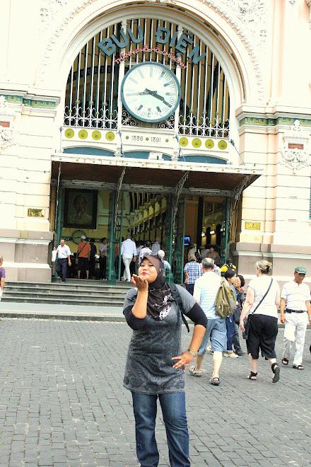 HO CHI MINH CITY, VIETNAM - OKT 2011
